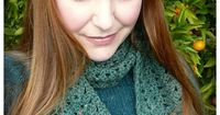 Shara Lambeth Designs: Dentelle Scarf