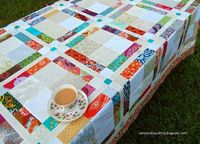 180 Charms Quilt Pattern