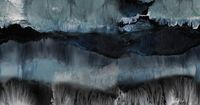 Mineral ~ artist Seetal Solanki; marbled paper #art #print #mytumblr