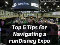 Top 5 tips for navigating a runDisney race Expo