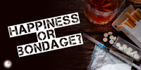 Four Ways to Overcome Addiction There is a most practical 4-step solution that works at the subtlest level of mind in order to come out of any kind of addiction or vice. Let us study this solution, assuming there's an addiction of smoking.