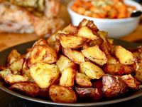 Ultra-Crispy Roast Potatoes Recipe | Serious Eats