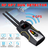 T8000 Pro RF Bug Camera Signal Detector Frequency Scanner GPS Wireless Tracker