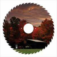 Who do you know who would love this? Saw Blade Steel Imagery Metal Wall Decor Handcrafted in the USA! $53.99