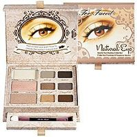 Two Faced: Natural Eye Neutral Eye Shadow Collection , $35