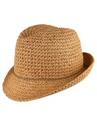 Morgan & Taylor Crochet Paper Trilby  Be the first to review this item $49.95