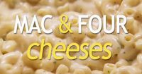 Get this all-star, easy-to-follow Mac And Four Cheeses recipe from Ree Drummond