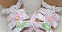 Baby Booties, 4 styles
