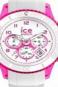 Ice-Watch Unisex Ice-Party White and Pink Watch The Ladies Ice-Party White and Pink Watch CH.WPK.U.S.13 is a great example of the Ice-Watch watch range. You can buy with confidence that your CH.WPK.U.S.13 Ladies Ice-Party White and Pink Watch is fu http:/...