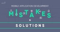 Most Common Mistakes in Mobile App Development and How to avoid them