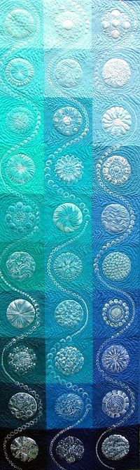 blue quilts, quilts and quilting.