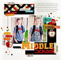 Layout: Starting Middle School