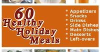 diy home sweet home: 60 Recipes for a Healthier Holiday