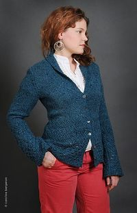 Ardent Jacket by Kat Coyle