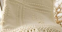 Ravelry: Aran Nosegay Crochet Throw pattern by Dorothy Warrell - Gorgeous... and slightly impossible