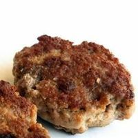 """Mom's Turkey Sausage Patties   """"This recipe was awesome! I can't believe such a simple recipe can taste so good! My family loved it!"""""""