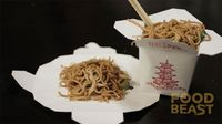 You've been eating your takeout Chinese food wrong.