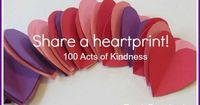 """Today, I am bringing to you this wonderful project titled 100 Acts of Kindness hosted by Toddler Approved. Each week a new blogger is sharing a new """"Kindness Ch"""