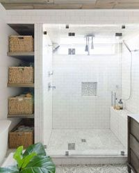 To get the best bathroom shower tile, good planning is a must. Tile layout is king of the bathroom, so by planning to choose the right tiles for your space can