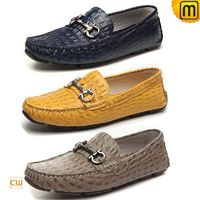 Gommino Leather Moccasin Loafers for Men CW740012