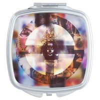 thunder perfect mind compact mirror