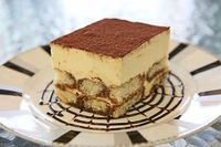 C.D., Greenfield, requested the recipe for tiramisu from Peter Sciortino Bakery, 1101 E. Brady St.
