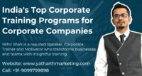 Many organizations face the dilemma of whether to invest in training programs for their employees. This is not new, businesses have to always consider the cost of training versus the benefits. Yatharth Marketing Solutions, one of India's popular sal...