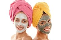 How to Apply a Facial Mask to Prevent Acne #stepbystep