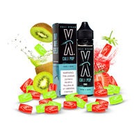 Cali Pop by Cali Steam X is a kiwi-strawberry hard candy vape. A sweet eliquid to add to your collection of all day vapes. Get it now at calisteam.com.g