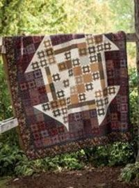 "Family Traditions from Fons & Porter's Scrap Quilts 2013. 99"" x 99"" Designed by Sarah Maxwell and Dolores Smith"