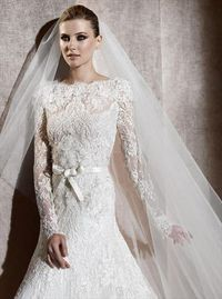 Elie Saab Wedding Dresses 2012