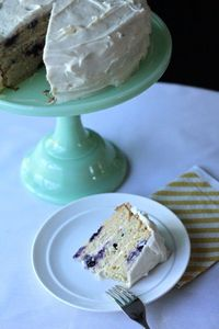 Lemon Blueberry Layer Cake Review - The Pinquiry