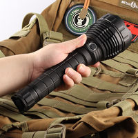 Convoy New L6 XHP70.2 4300lm 5000mAh Powerful Long Range Strong LED Flashlight