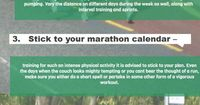 top-7-fitness-tips-for-a-marathon-runner-infographic.Running a marathon is no easy feat. Even if running has been a part of your workout regimen, completing a full 26.2 mile or 42 km race requires training, dedication and a commitment from your end. To Le...