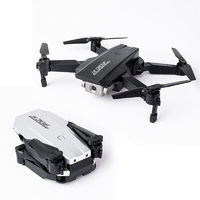 JX 1811 WiFi FPV with 4K HD Wide Angle Camera High Hold Mode Foldable RC Drone Quadcopter RTF