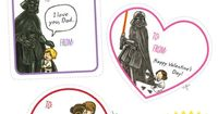 Give your Star Wars®-loving sweetie an extra special Valentine this year.