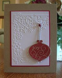 My Stamping Addiction: Two Christmas Cards