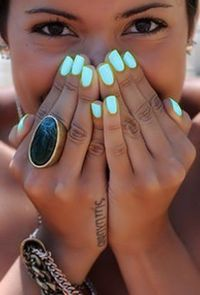 Nail art ideas can beautify your look instantly, so check out the newest nail art patterns and choose the one that fits your personality.