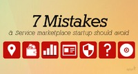 7 mistakes a service marketplace startup should avoid