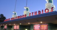 Evening view, Hollywood Studios entrance