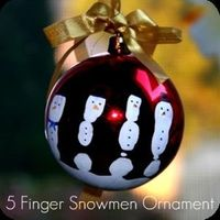 Christmas kids crafts - Click image to find more diy & crafts Pinterest pins