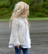 Ravelry: Brink Sweater pattern by Heidi May ($5.50 toddler to young teen sizes)