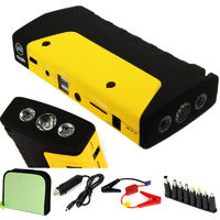 High Power Bank Multi-functional Car Jump Starter Emergency 10000mAh 12V Car Charger Mobile Portable Auto Power