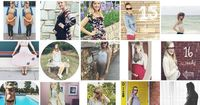 20 Ideas to Rock Your Bump Style on Instagram