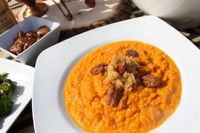 We are sharing Wendy Jo of Edible Nutrition's recipes for holiday side dishes inspired by Tito's Handmade Vodka on our blog at titosvodka.com. Learn to make her savory pumpkin soup with apple spiked vodka & candied pecans, drunken kale salad &...