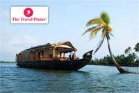 """Come and explore the natural beauty of �€˜God's own country' and enjoy its captivating backwaters in a houseboat in the lush green ambiance. Get our exclusive Cochin �€"""" Alleppey �€"""" Kumarakom houseboat cruise ..."""