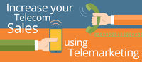 Increase your Telecom Sales using Telemarketing