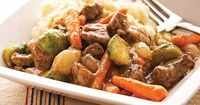 Fricassee Of Beef