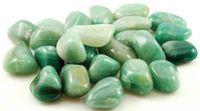 1 Lb Green Adventurine Tumbled Stones $14.95