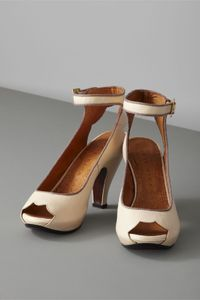 Wedding Shoes!! I love them!! Scalloped Platforms in SHOP Shoes & Accessories Shoes at BHLDN